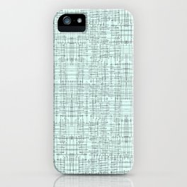 Mint Marks iPhone Case