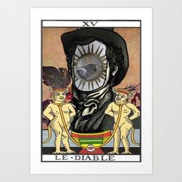 Dorian Grey Art Print