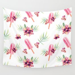 Tropical Chill Wall Tapestry