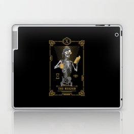 The Reader X Tarot Card Laptop & iPad Skin