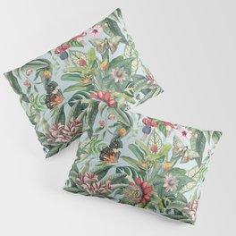 Tropical Paradise VI Pillow Sham