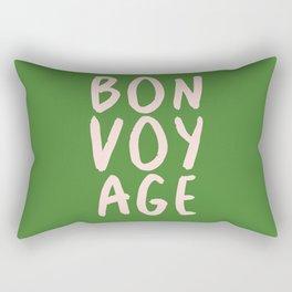 Bonvoyage! Rectangular Pillow