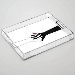 UniversaLove Acrylic Tray