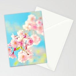 Spring Cherry Blossom Stationery Cards