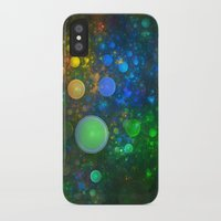 bath iPhone & iPod Cases featuring Bubble Bath by Lyle Hatch
