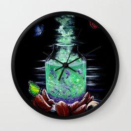 Magic Potion Wall Clock