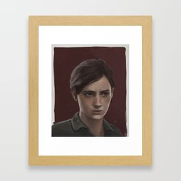Every last one of them Framed Art Print