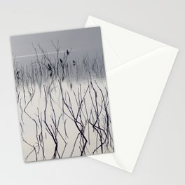 Waiting for the night Stationery Cards