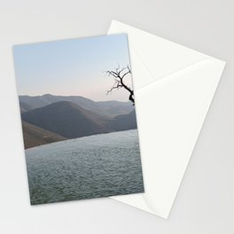 hierve el agua Stationery Cards