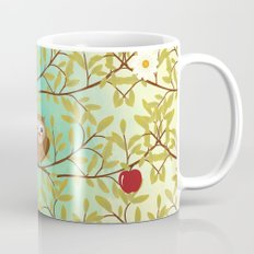Autumn birds Mug