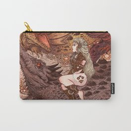 Through The Fire Carry-All Pouch