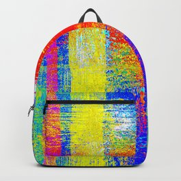 Weathered paint Backpack