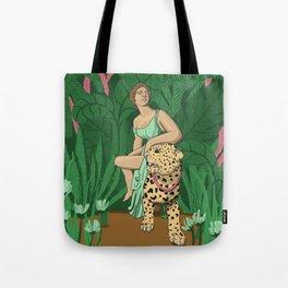 Dangerously Loyal Tote Bag