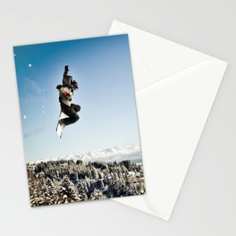 Snowbaorder Stationery Cards