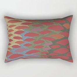 Spotted Sunfish Rectangular Pillow