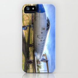 Jak-40 Aircraft iPhone Case