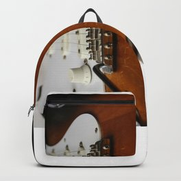 Electric Guitar close up  Backpack