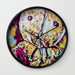 Treat Wall Clock