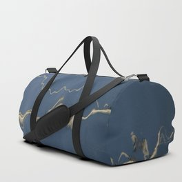 Abstract Sails Duffle Bag