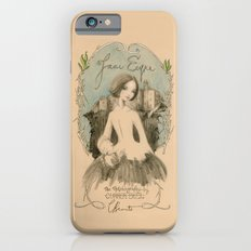 Jane Eyre by Charlotte Bronte iPhone 6s Slim Case