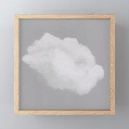 Dare to Dream - Cloud 43 of 100 Framed Mini Art Print