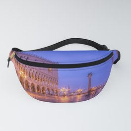 Piazza San Marco and Palazzo Ducale Fanny Pack