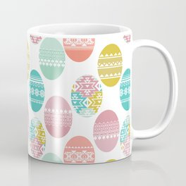 easter white background Coffee Mug
