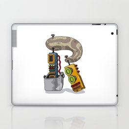 MACHINE LETTERS - R Laptop & iPad Skin