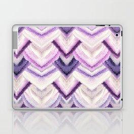PARADISE PATTERN ULTRA VIOLET Laptop & iPad Skin