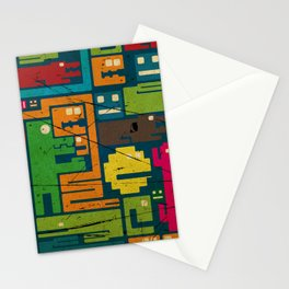 Moster  Stationery Cards