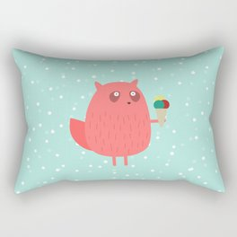 Ice cream dreams #1 Rectangular Pillow