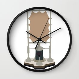 Lady Cassandra O'Brien.Δ17 Wall Clock