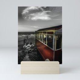 Ticket to Ride Mini Art Print