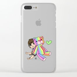 You've Got A Friend Clear iPhone Case