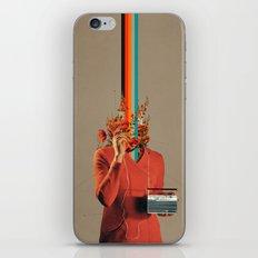Musicolor iPhone Skin