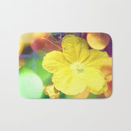 Secret Garden | Cucumber flower Bath Mat