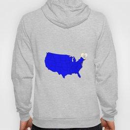 State of Rhode Island Hoody