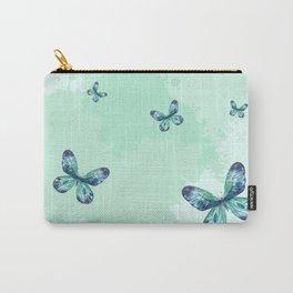Butterflies III Carry-All Pouch