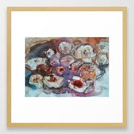 ge. Framed Art Print