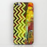 film iPhone & iPod Skins featuring Film by Ana Janzen