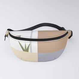 Postcards from Greece Fanny Pack