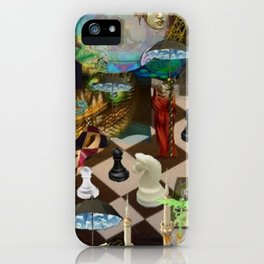 The Young Lady's Dream iPhone Case