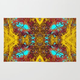 Butterfly of the Feline Tribe Rug