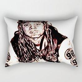 King Louie Rectangular Pillow