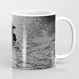 Inukshuk in Saint Élie de Caxton Coffee Mug