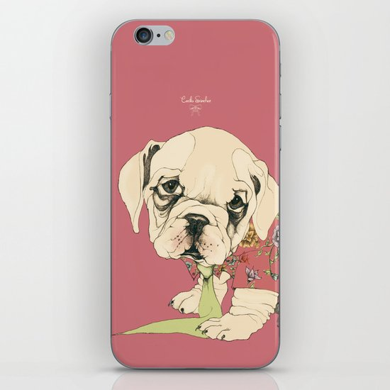 he would never do it, 2 iPhone & iPod Skin