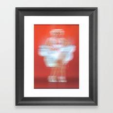 iCON Framed Art Print