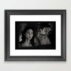 Why'd This Get So Complicated? Framed Art Print
