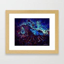 Mystic Mountains Framed Art Print