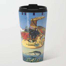 Vintage poster - Chile Travel Mug